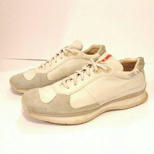 Sale Mens Prada White Sneakers uk  9